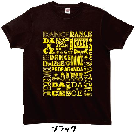 Tシャツ DANCE