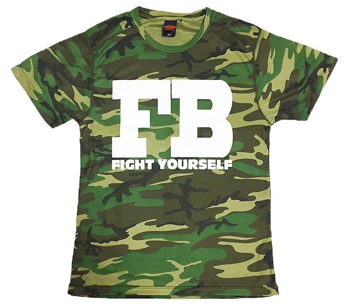 FBカモフラTシャツ