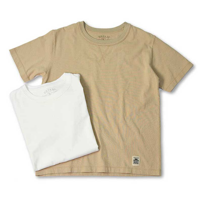 BRIAM MEANS Co.  Reg Tee ss<img class='new_mark_img2' src='//img.shop-pro.jp/img/new/icons18.gif' style='border:none;display:inline;margin:0px;padding:0px;width:auto;' />