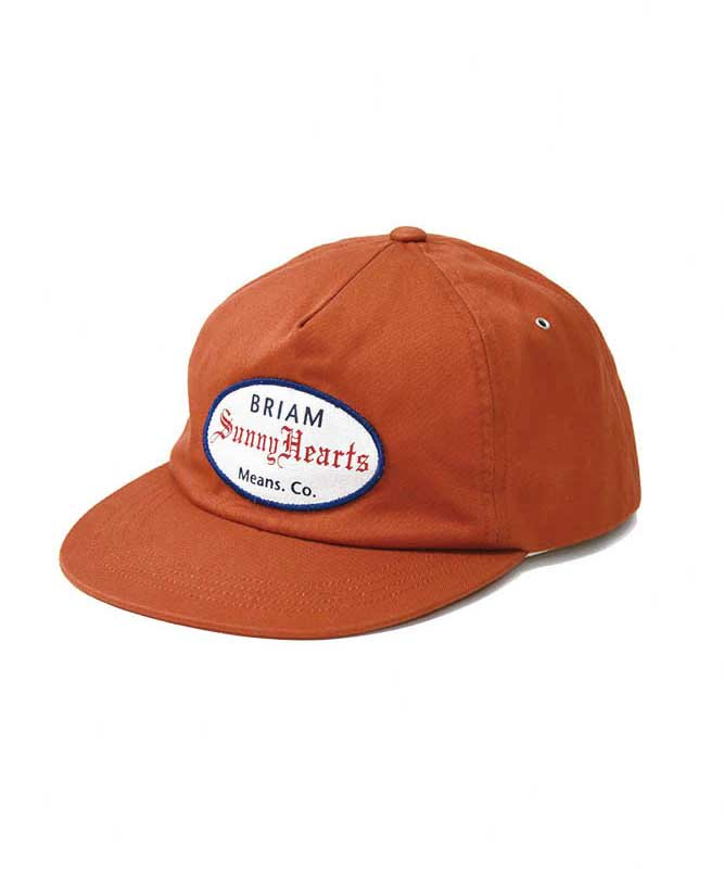 BRIAM MEANS Co.  SunnyHearts Twill Cap