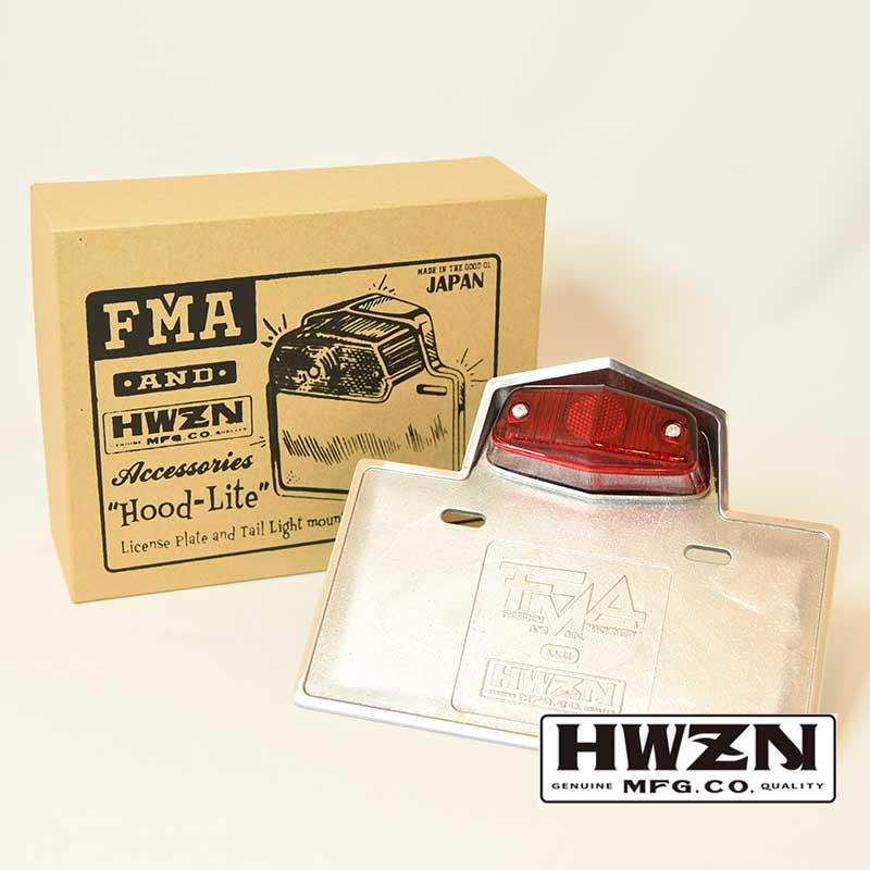 HWZN BROSS HOOD-LITE FMA & HWZN.MFG.CO