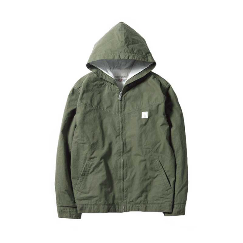 BRIAM MEANS Co.  C/N Weather Parka<img class='new_mark_img2' src='//img.shop-pro.jp/img/new/icons20.gif' style='border:none;display:inline;margin:0px;padding:0px;width:auto;' />
