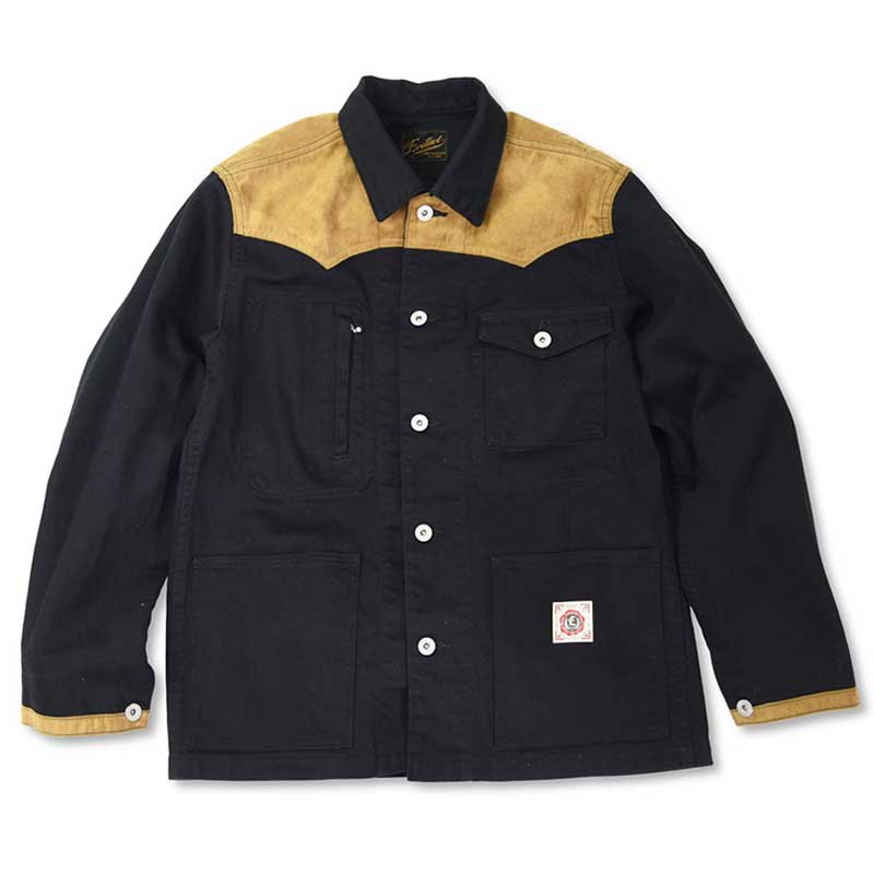 EVILACT Western coverall
