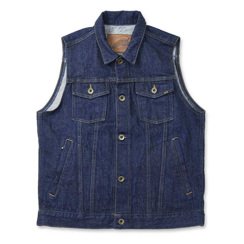 EVILACT MC Denim Vest