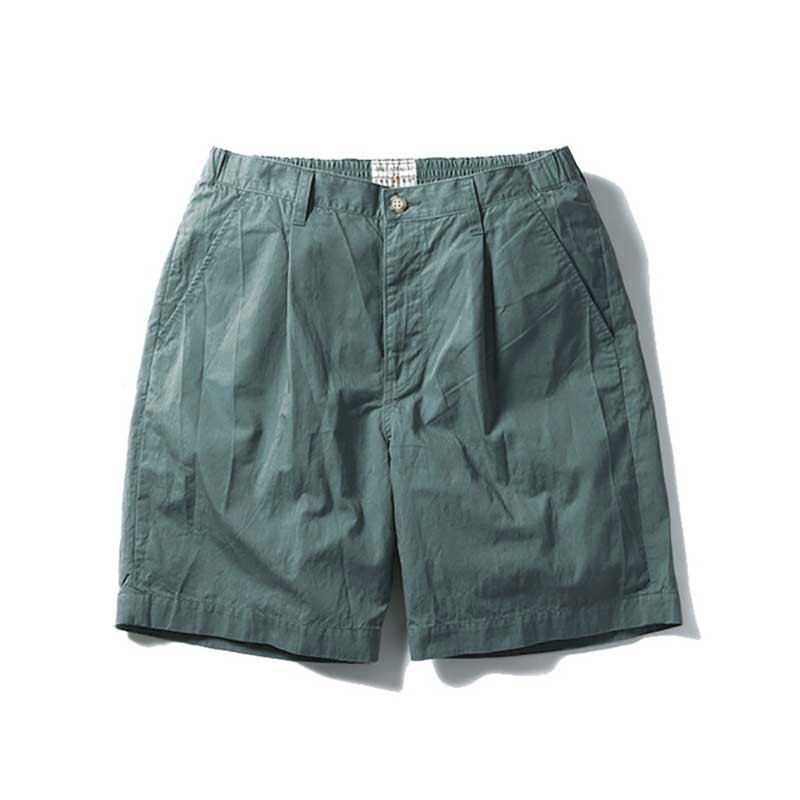 BRIAM MEANS Co.  C/N Herringbone Shorts<img class='new_mark_img2' src='//img.shop-pro.jp/img/new/icons24.gif' style='border:none;display:inline;margin:0px;padding:0px;width:auto;' />