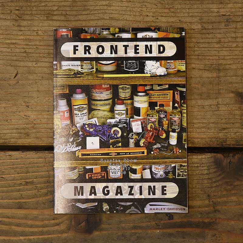 FRONTEND MAGAZINE Vol.40