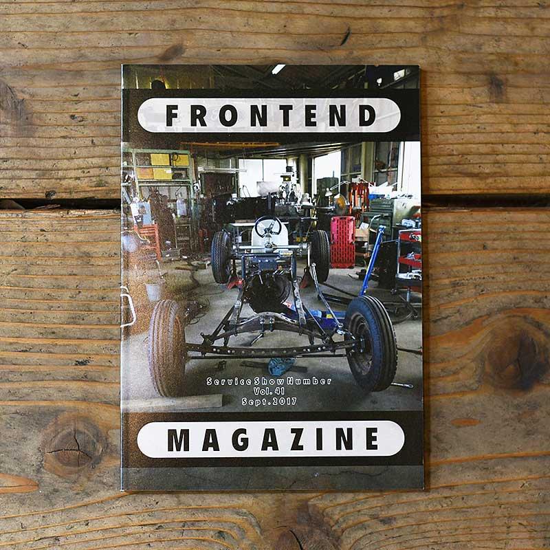 FRONTEND MAGAZINE Vol.41