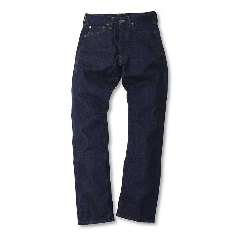 EVILACT  JP02 ORIGINAL FIT SELVEDGE JEANS