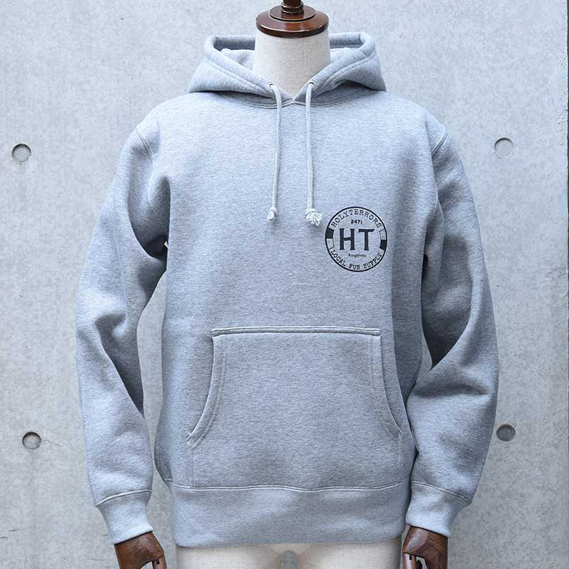 HOLY TERRORS Circle Logo Hoodie<img class='new_mark_img2' src='//img.shop-pro.jp/img/new/icons24.gif' style='border:none;display:inline;margin:0px;padding:0px;width:auto;' />