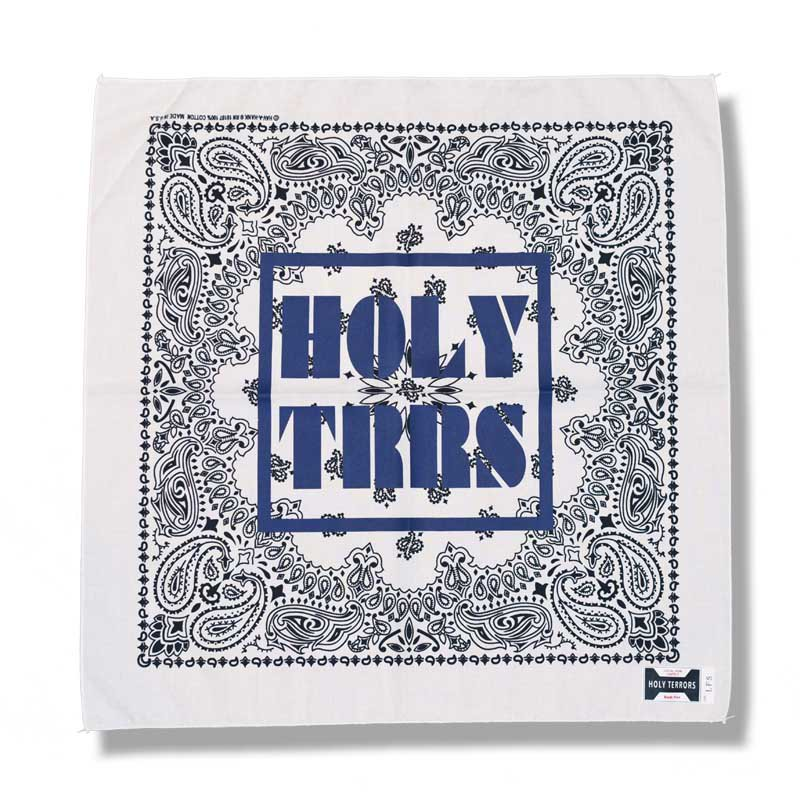 HOLY TERRORS HT Box Bandana<img class='new_mark_img2' src='//img.shop-pro.jp/img/new/icons16.gif' style='border:none;display:inline;margin:0px;padding:0px;width:auto;' />