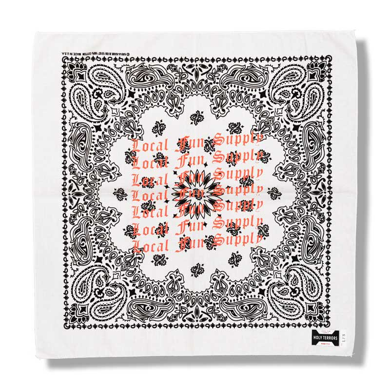 HOLY TERRORS LFS Ship Bandana<img class='new_mark_img2' src='//img.shop-pro.jp/img/new/icons16.gif' style='border:none;display:inline;margin:0px;padding:0px;width:auto;' />