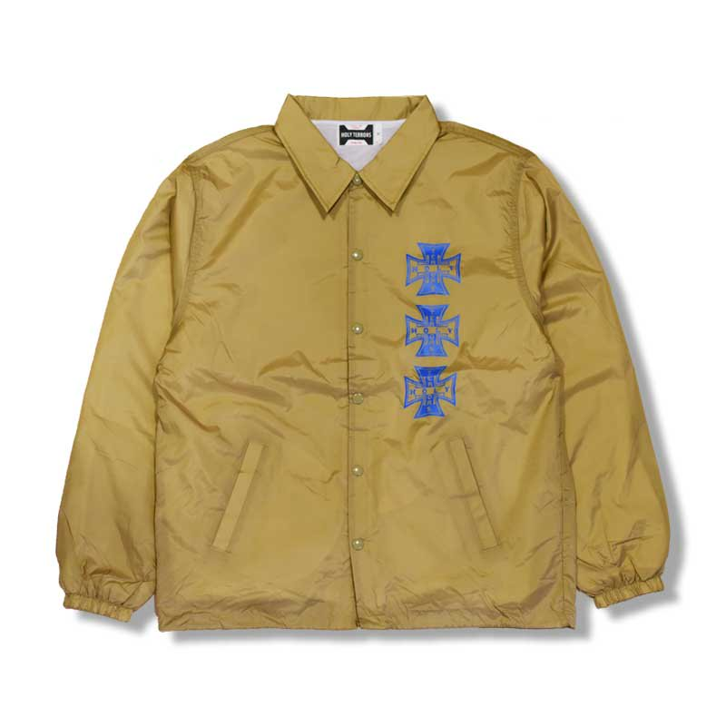 HOLY TERRORS HT Cross Coach Jacket