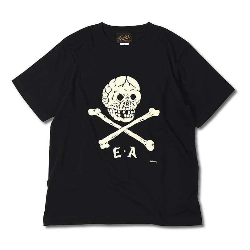 WEIRD COLLECTIONS × EVILACT SKULL T's