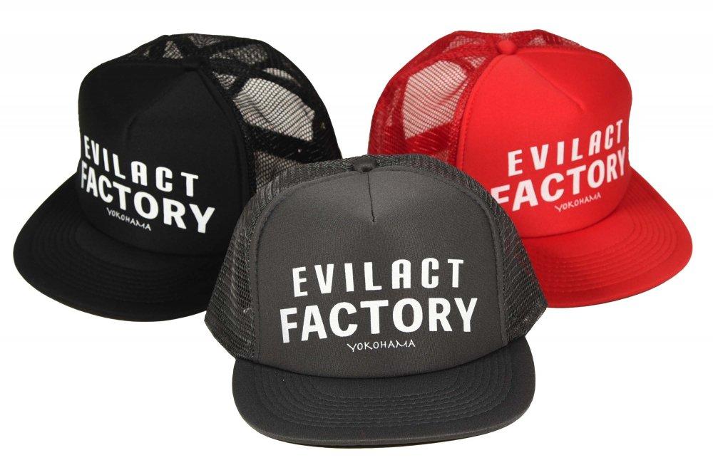 EVILACT FACTORY Mesh Cap