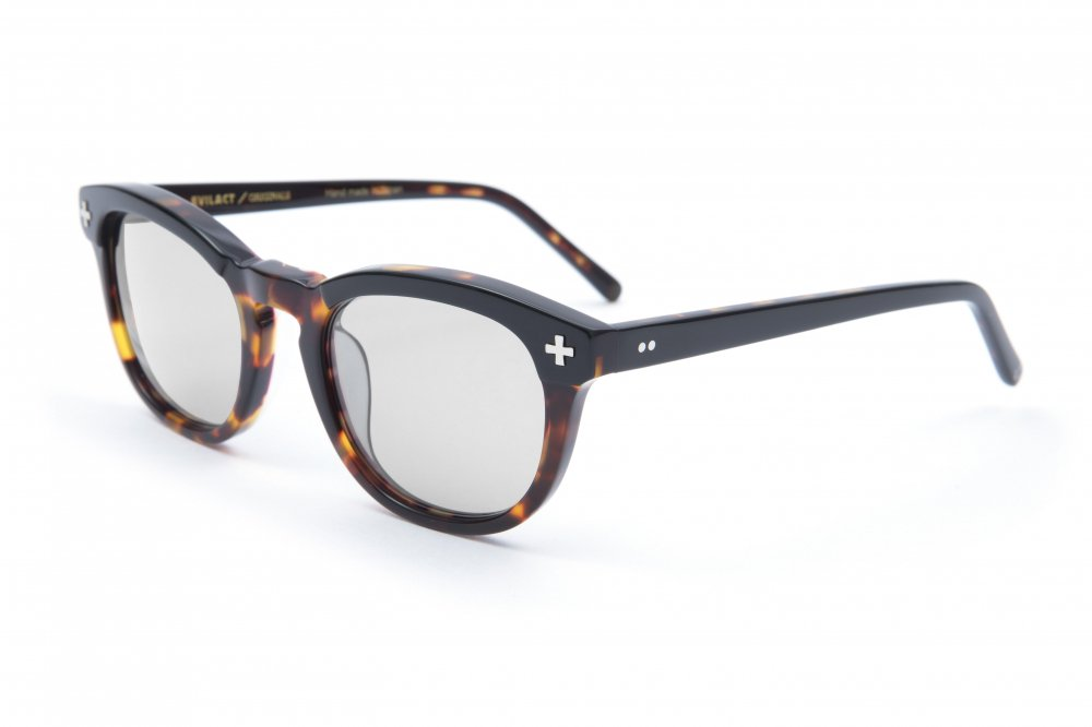 "<img class='new_mark_img1' src='https://img.shop-pro.jp/img/new/icons1.gif' style='border:none;display:inline;margin:0px;padding:0px;width:auto;' />""YALE �"" black×tortoiseshell frame / dimming lens"