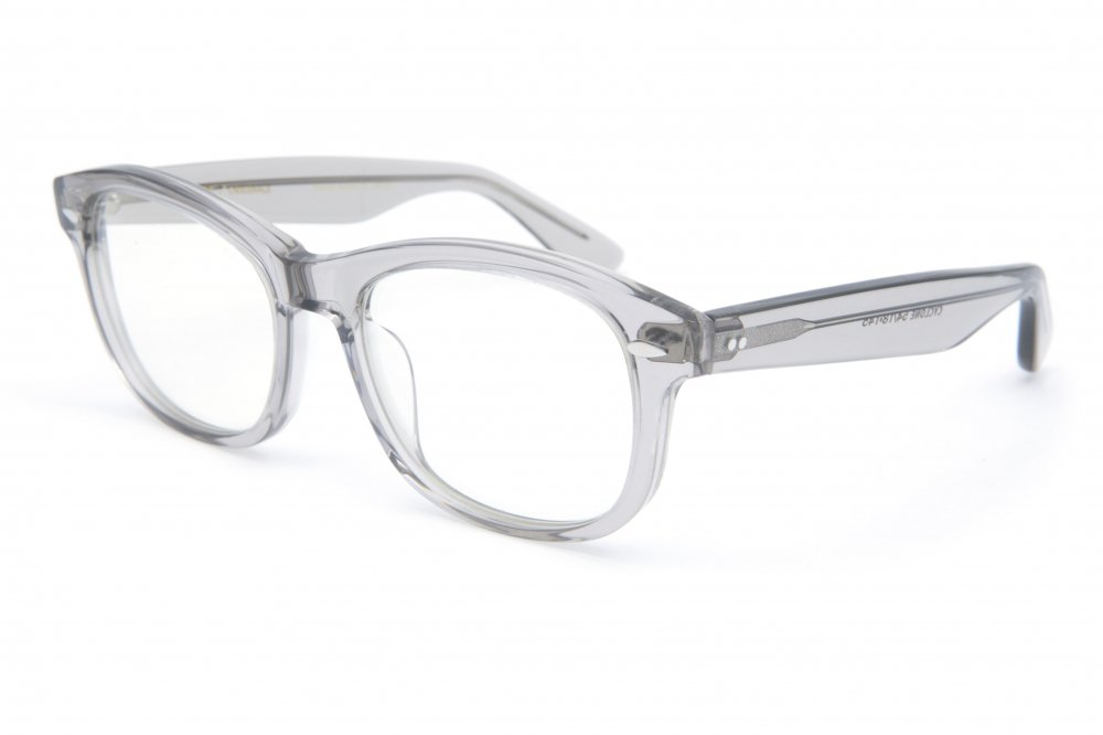 """CYCLONE"" gray clear frame / dimming lens"
