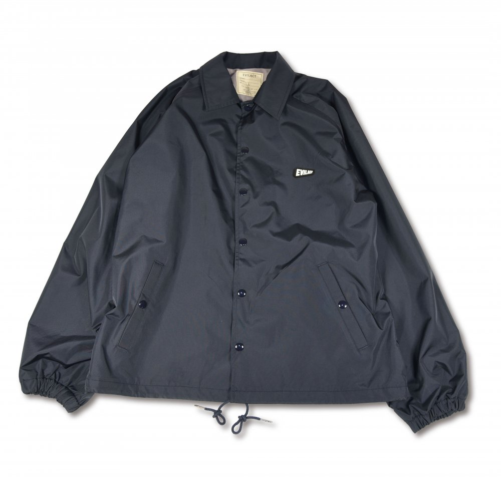 EVILACT  Nylon Coach Jacket