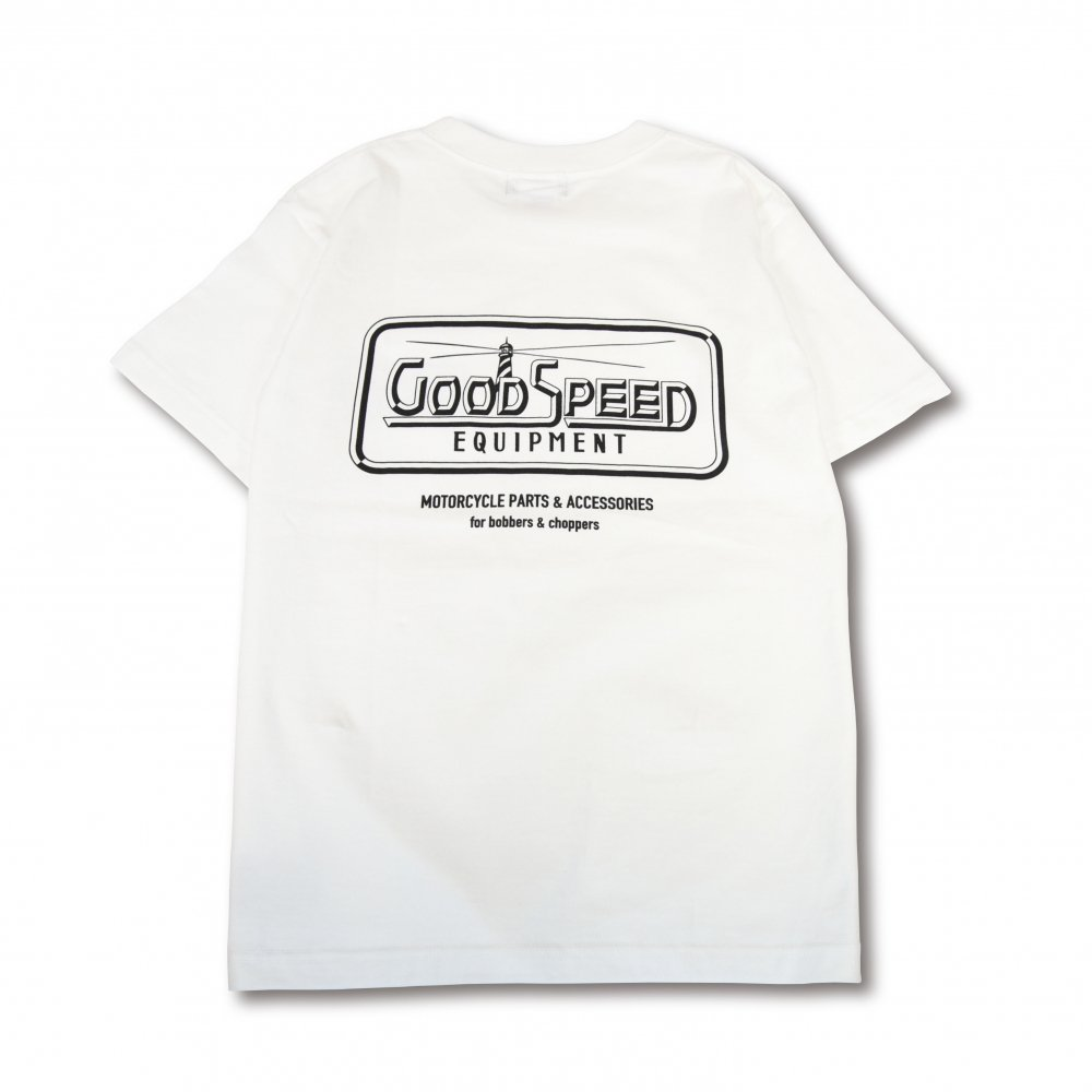 GOODSPEED equipment Official Logo S/S T's