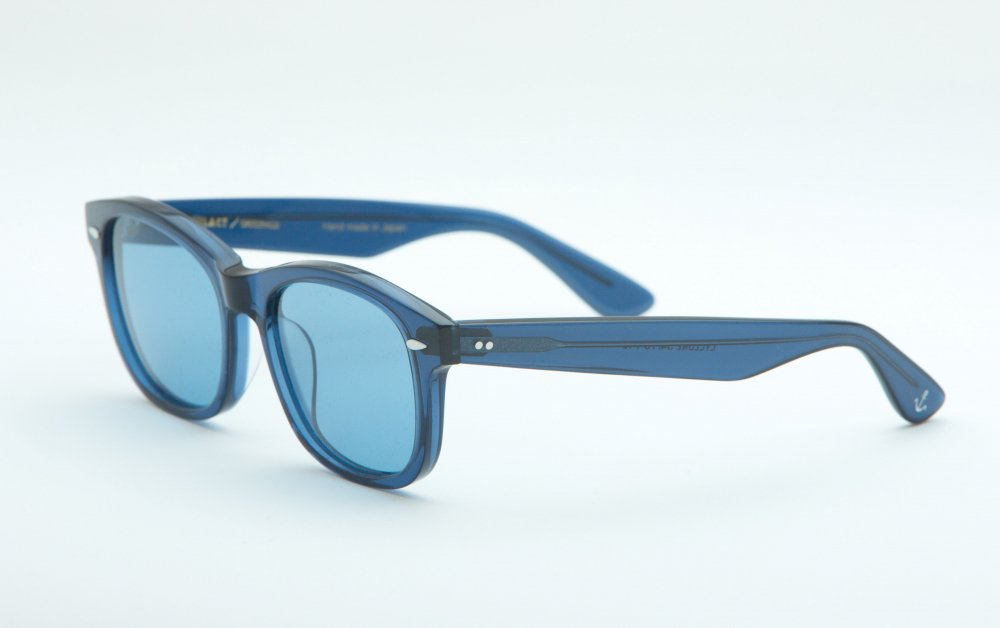 CYCLONE blue clear frame / blue lens