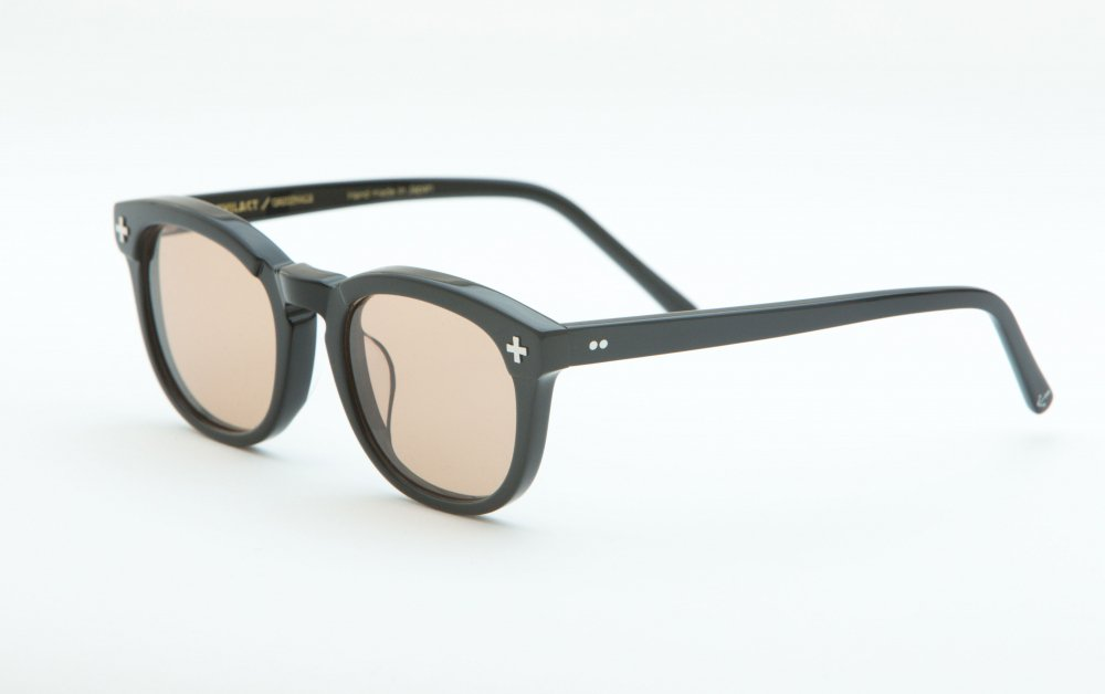 YALE � black frame / brown lens