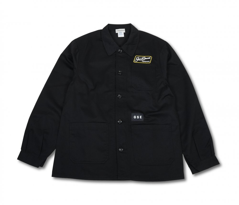 GOODSPEED equipment Lettering Logo Coverall