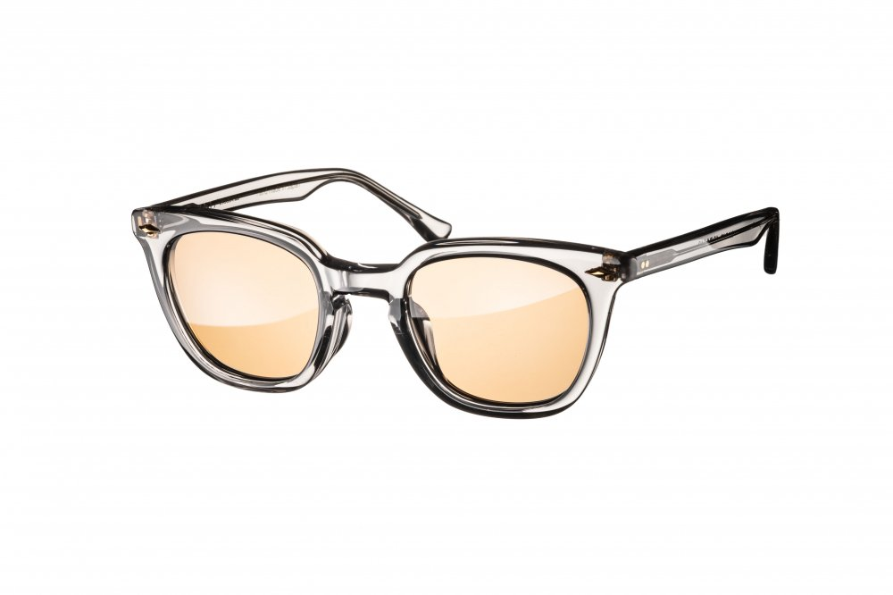 MERKEL gray clear / brown lens