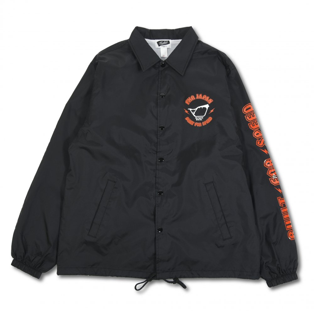 <img class='new_mark_img1' src='https://img.shop-pro.jp/img/new/icons1.gif' style='border:none;display:inline;margin:0px;padding:0px;width:auto;' />FXR JAPAN×EVILACT Frame Logo Coach Jacket