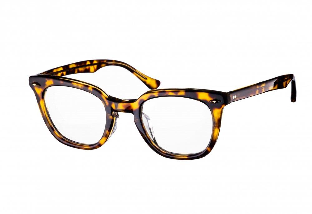 MERKEL brown glitter×antique clear / dimming lens