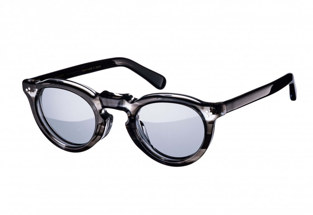 GREEVES black sasa / smoke lens