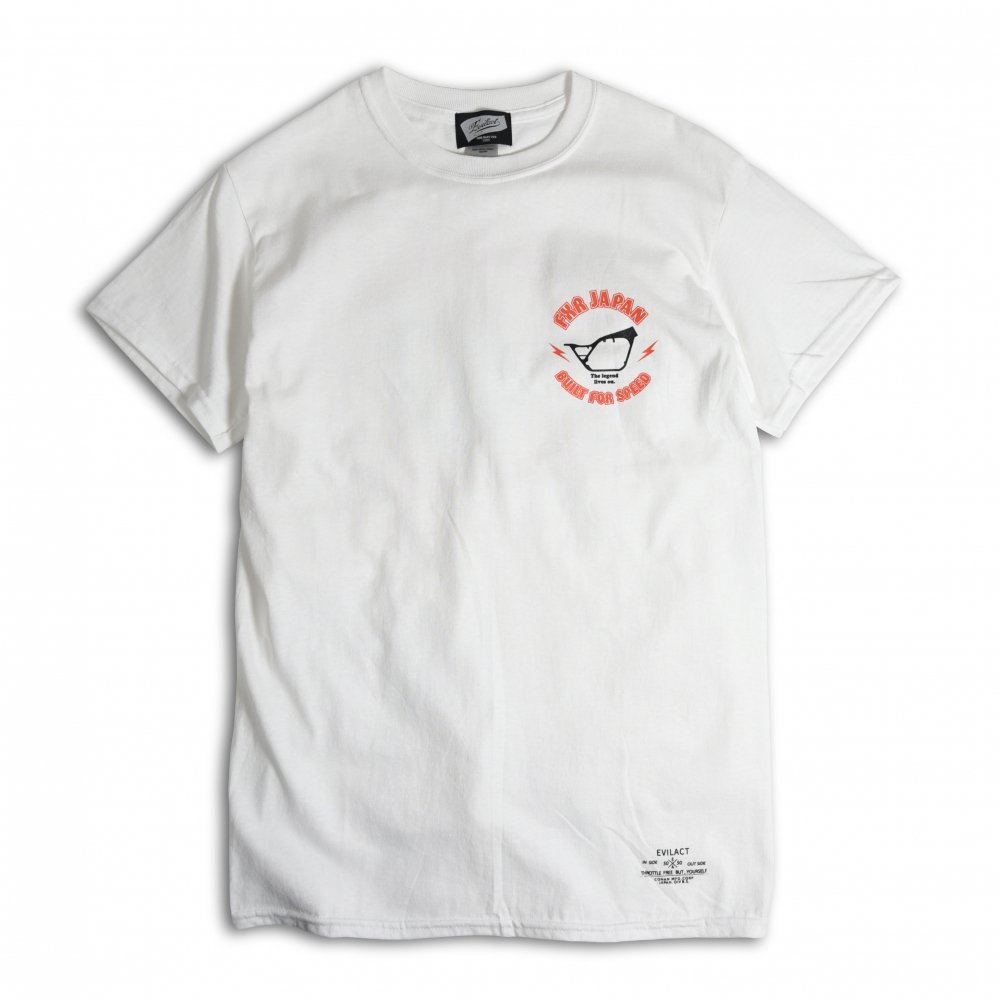 <img class='new_mark_img1' src='https://img.shop-pro.jp/img/new/icons1.gif' style='border:none;display:inline;margin:0px;padding:0px;width:auto;' />FXR JAPAN×EVILACT Frame Logo T's S/S