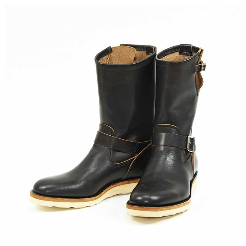 MOTORCYCLE BOOTS-Crepe Sole