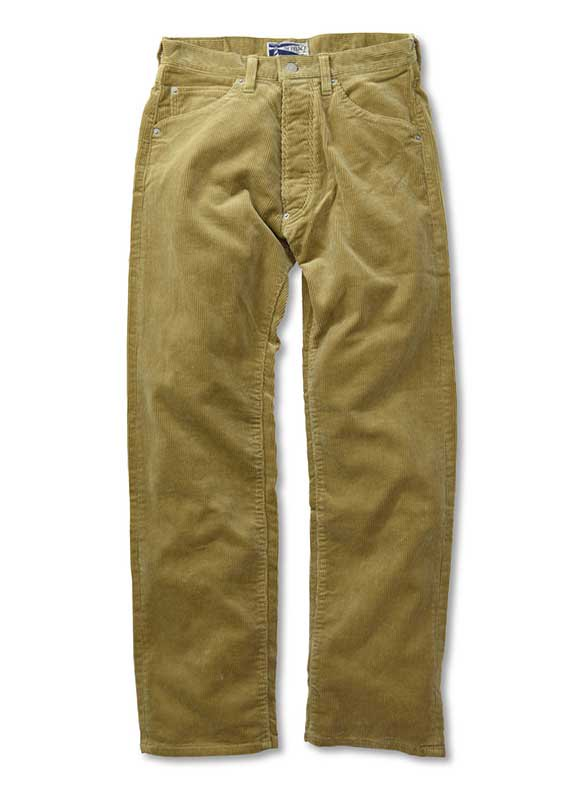 EVILACT Corduroy 5 pocket pants