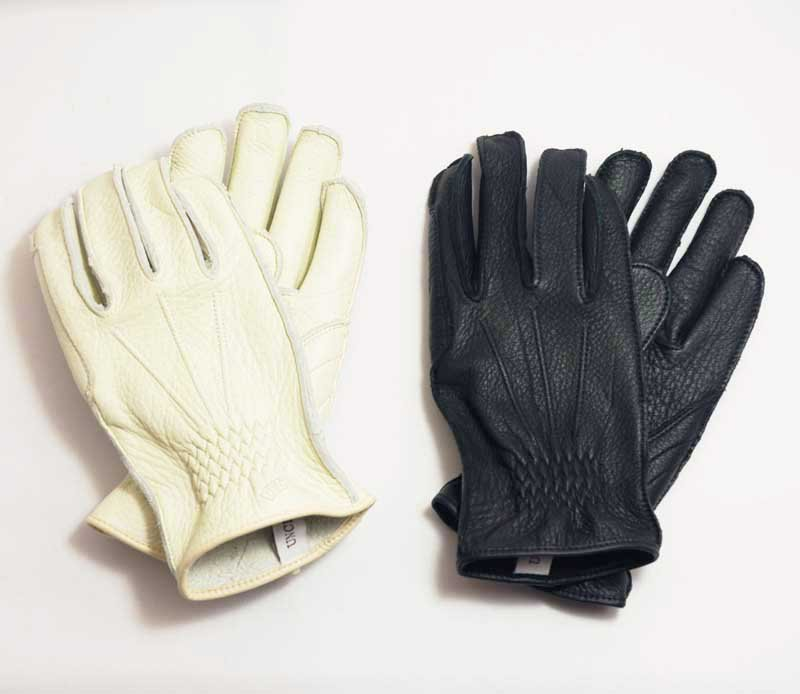 UNCROWD DEERSKIN GLOVES