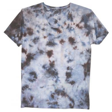 むら染めTシャツ(Men's L)t13100