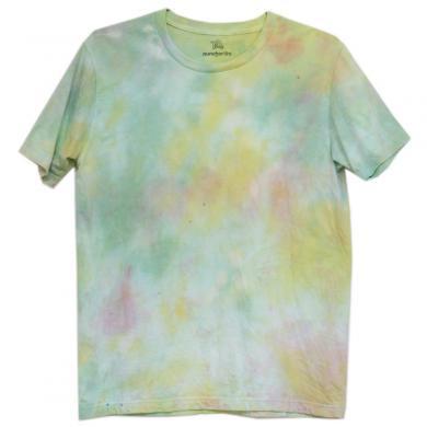 むら染めTシャツ(Men's L)t13119