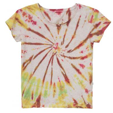 タイダイTシャツ(Lady's M)t13102