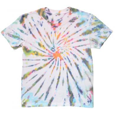 タイダイTシャツ(Lady's M)t13103