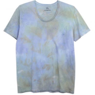 むら染めTシャツ(Men's XL)t13116