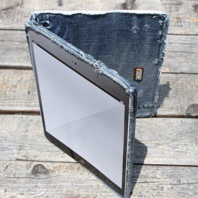 iPadPro,ipad,iPadminiビンテージ・デニムiPadケース/Mercury_pad