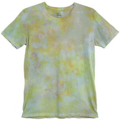 むら染めTシャツ(Men's L)t12001