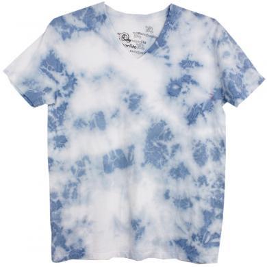 むら染めTシャツ(Men's L)t12002