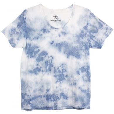 むら染めTシャツ(Men's L)t12003