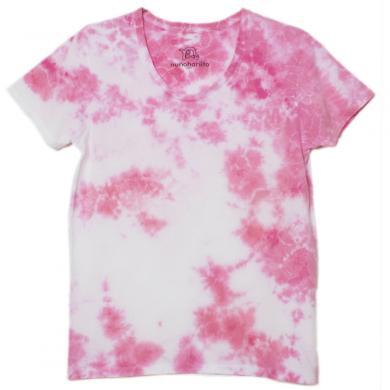 むら染めTシャツ(Mens S)t14002