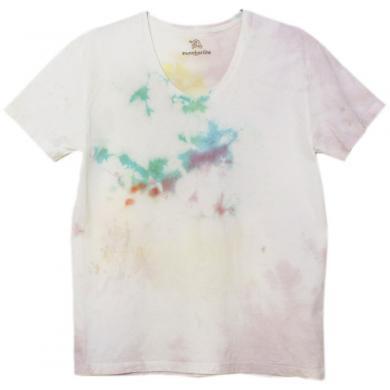 むら染めTシャツ(Mens M)t14005