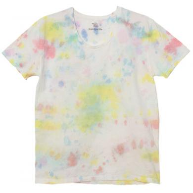 むら染めTシャツ(Mens M)t14010