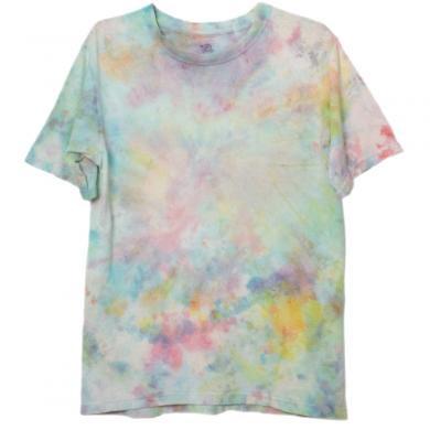 むら染めTシャツ(Mens M)t14012