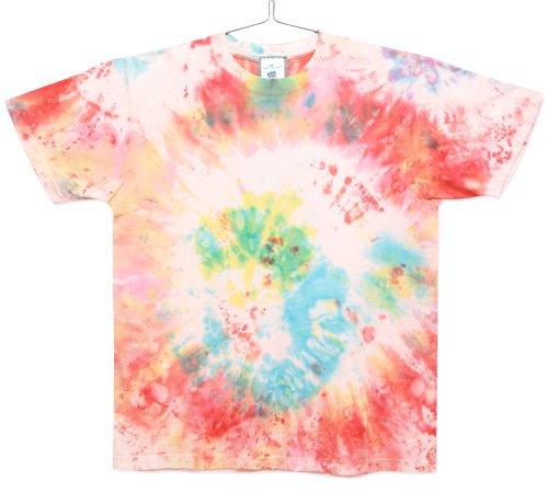 むら染めTシャツ(Mens L)011