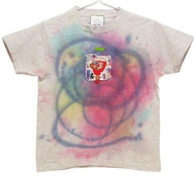 むら染めコラージュTシャツ(Kids 130)039