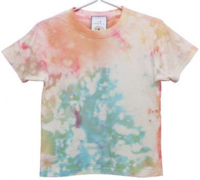 むら染めTシャツ(Kids 120)040