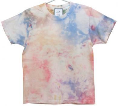 むら染めTシャツ(Kids 130)041